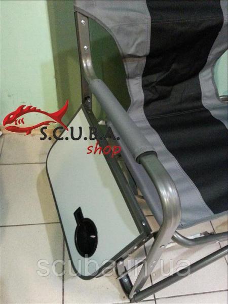 Кресло EOS рыболовное со столиком (EOS XYC-039M)
