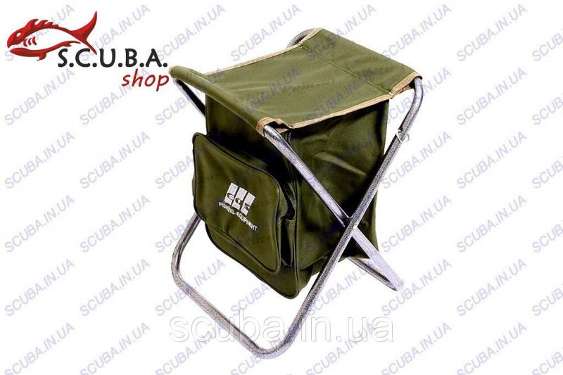 Стул рыбацкий складной с сумкой EOS YD06Y02