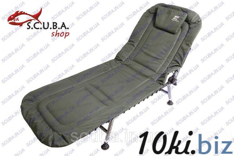 Раскладная кровать EOS YD06Y56 на 6 регулируемых ножках Раскладушки туристические на Электронном рынке Украины