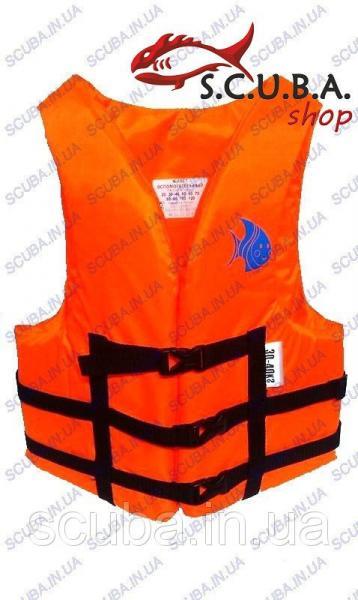 Страховочный жилет VERUS 70-90 кг для активного отдыха на воде