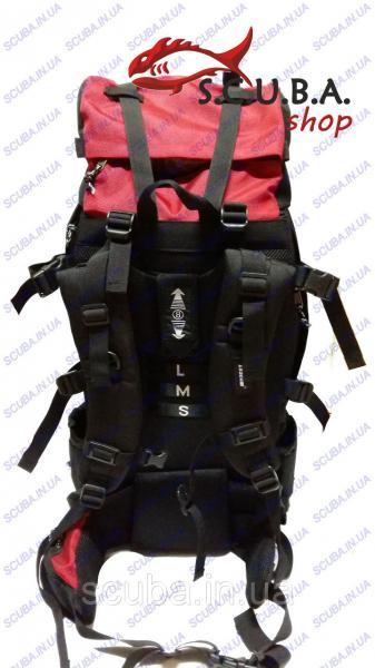 Рюкзак туристический каркасный LEOCOM 75 л