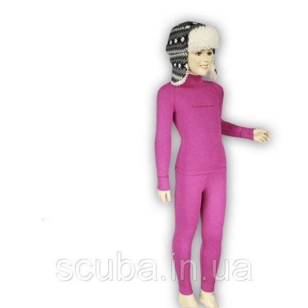 Термобелье детское для девочек Radical Pink