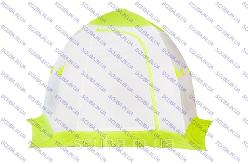 Палатка-зонт трехместная для зимней рыбалки 270*250 см, высота 180 см