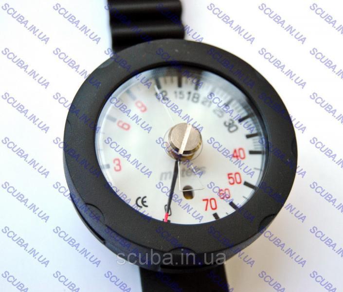 Глубиномер наручный BS Diver, стрелочный DG-700