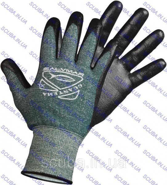 Перчатки из дайнимы Salvimar Guantema