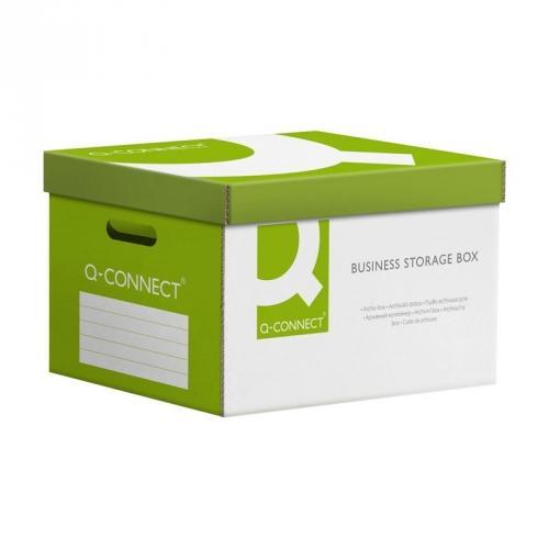 Коробка архивная q-connect (Бокс для архивных коробок)