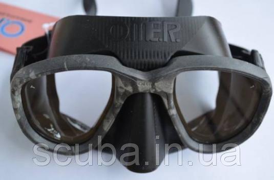Маска для подводной охоты Omer Alien Blackmoon