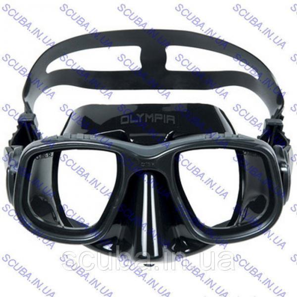 Маска для подводной охоты Omer Olympia Mask