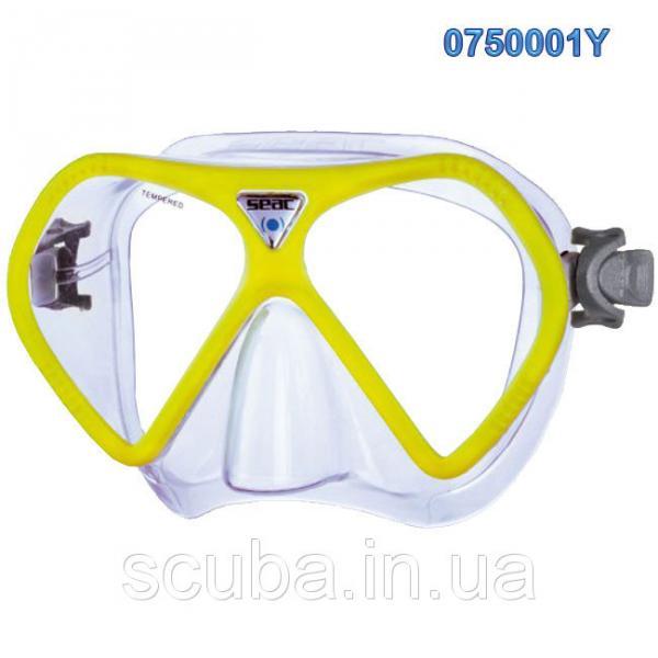 Маска для подводного плавания Seac Sub FUSION