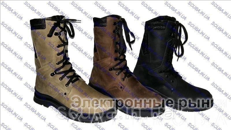 ... Зимние мужские ботинки на натуральном меху