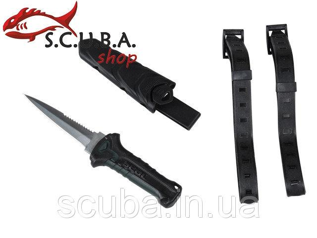 Нож для подводной охоты Seac Sub Katan Daga