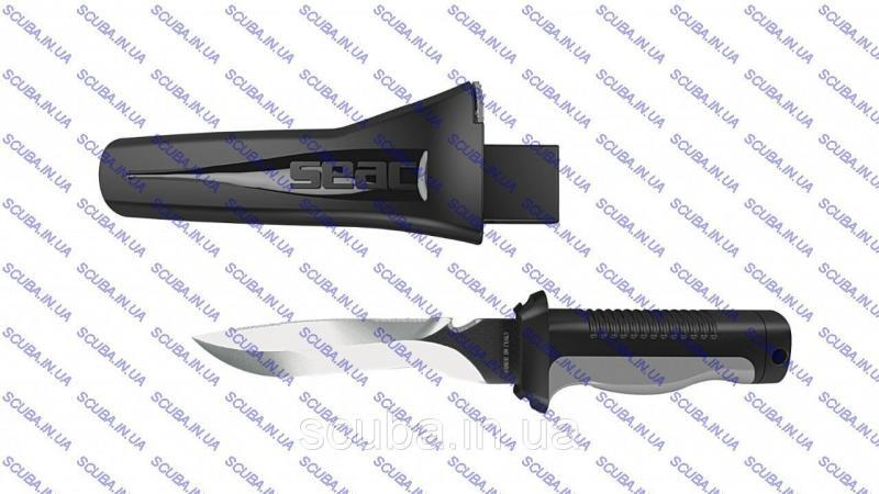 Нож для подводной охоты Seac Sub Wanted 1400