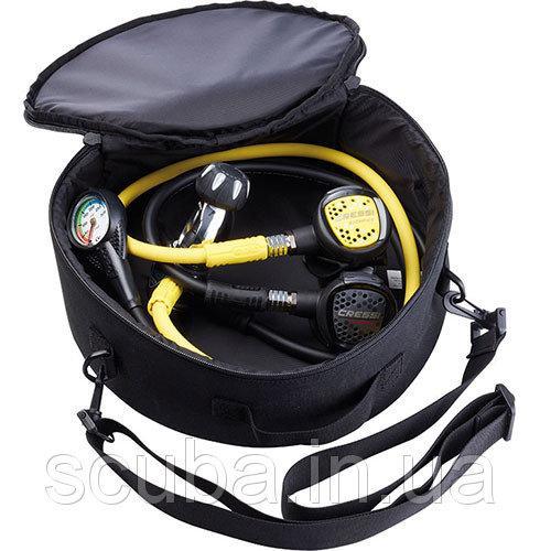Сумка Cressi REGULATOR BAG для регуляторов с раскладной сеткой и плечевым ремнём