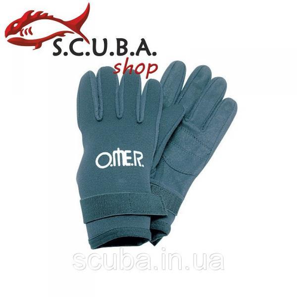 Перчатки для дайвинга и подводной охоты OMER BRAZIL 3 мм