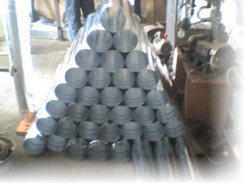 Воздуховоды круглые из оцинкованной стали