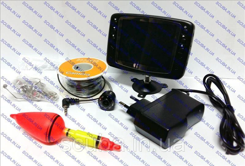 Подводная видеокамера для рыбалки Ranger CR110-7H (версия 2016 года)