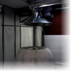 Фото Зонт вытяжной Зонт вытяжной для тандыра