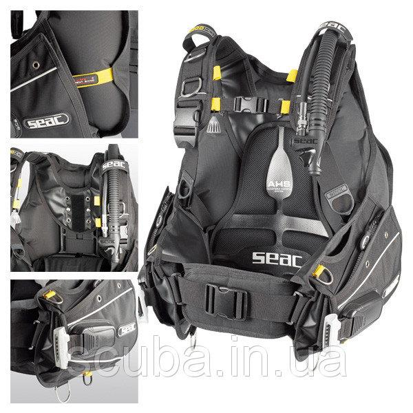 Компенсатор плавучести Seac Sub Pro 2000 HD