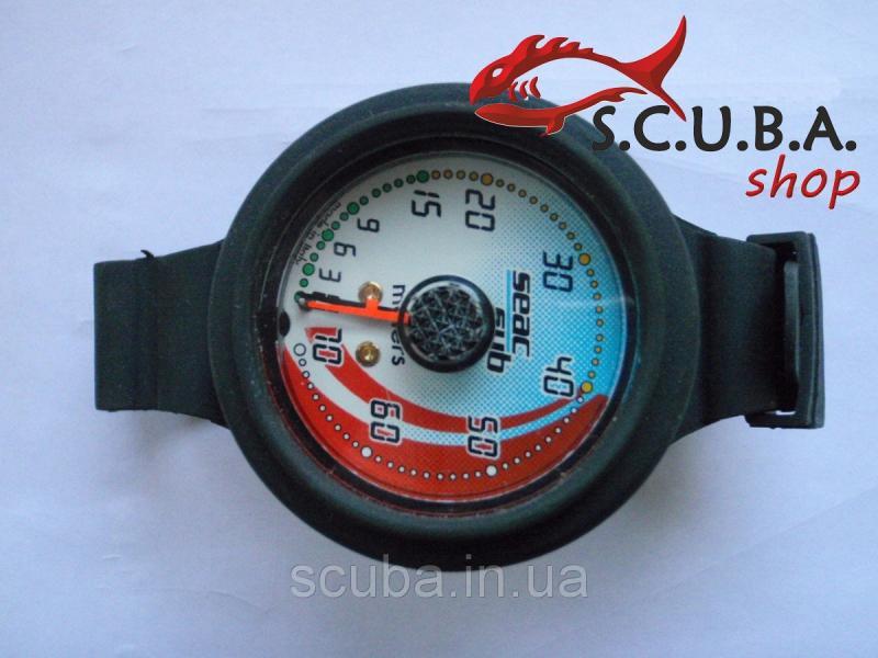 Глубиномер наручный Seac Sub