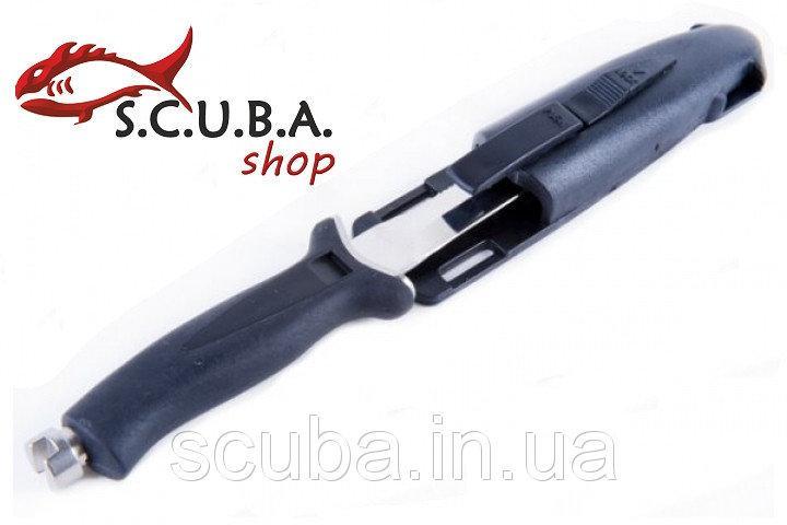Подводный нож SARGAN Балтым с зеркальной полировкой