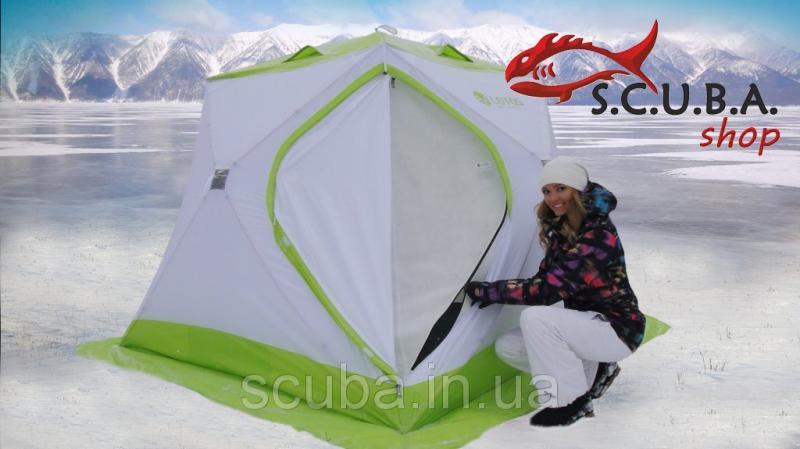 Палатка для зимней рыбалки LOTOS Куб Профессионал МТ