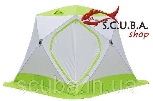 Палатка для зимней рыбалки LOTOS Куб Профессионал М