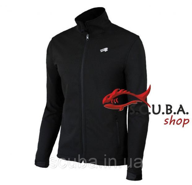 Спортивная мембранная мужская куртка Radical Crag, водонепроницаемая, цвет черный