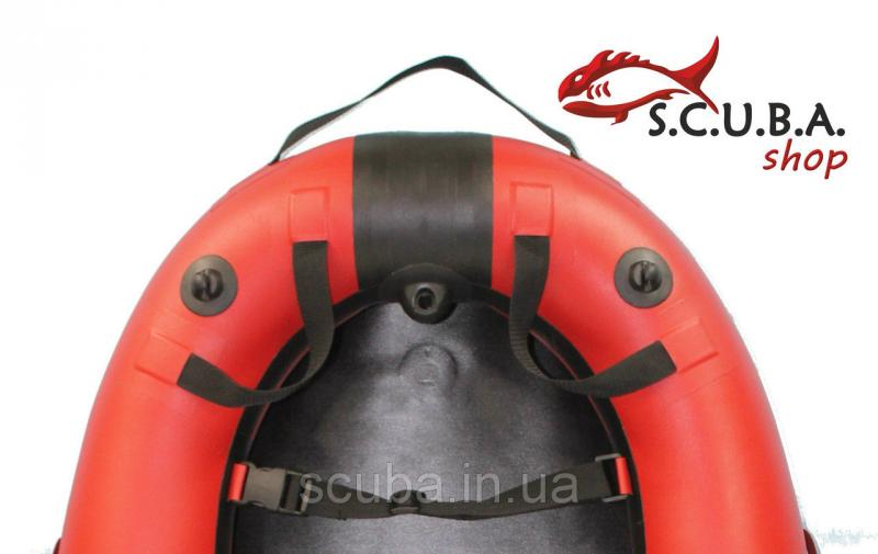 Буй-плот для подводной охоты 120*78*18 см (модель LD-120)