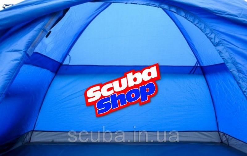 Палатка Coleman 1503 туристическая 2-местная,  двухслойная