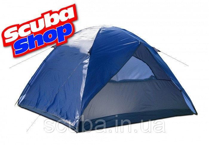 Палатка Coleman 1018 туристическая 3-местная, двухслойная