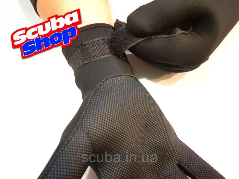 Перчатки VERUS 3 мм для подводной охоты (нейлон/нейлон)