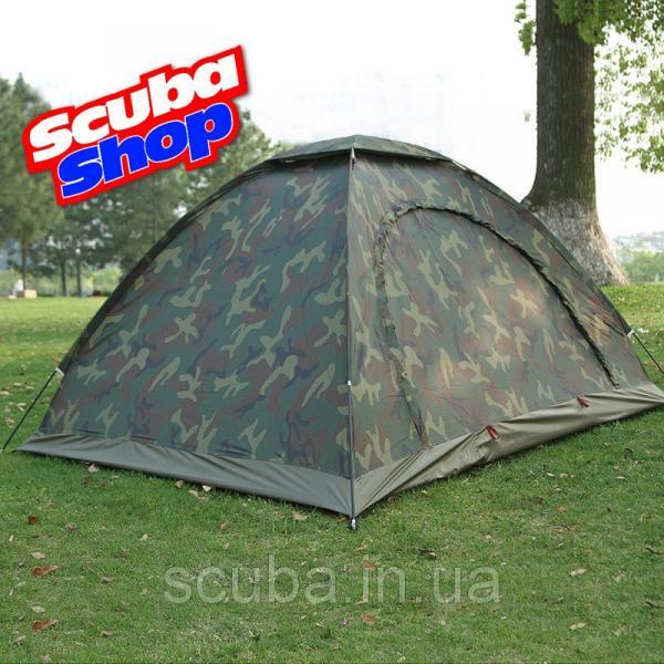 Палатка двухместная Shengyuan SY-002 (Размеры 2,0 х 1,5 х 1,1м)