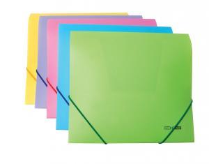 Фото Папки, файлы, планшеты, портфели, сумки (ЦЕНЫ БЕЗ НДС), Папки на резинках Папка на резинках