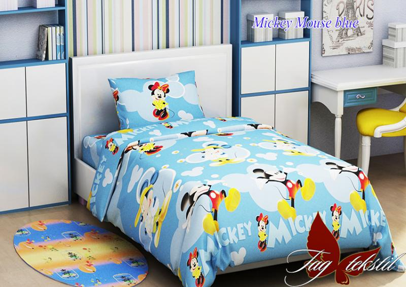 Mickey Mouse blue