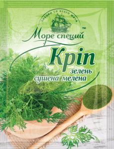 Фото Приправы и специи Укроп сушеный, 8 г