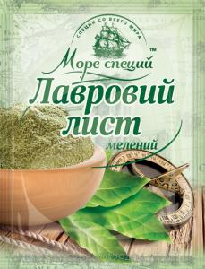 Фото Приправы и специи Лавровый лист молотый, 15 гр.