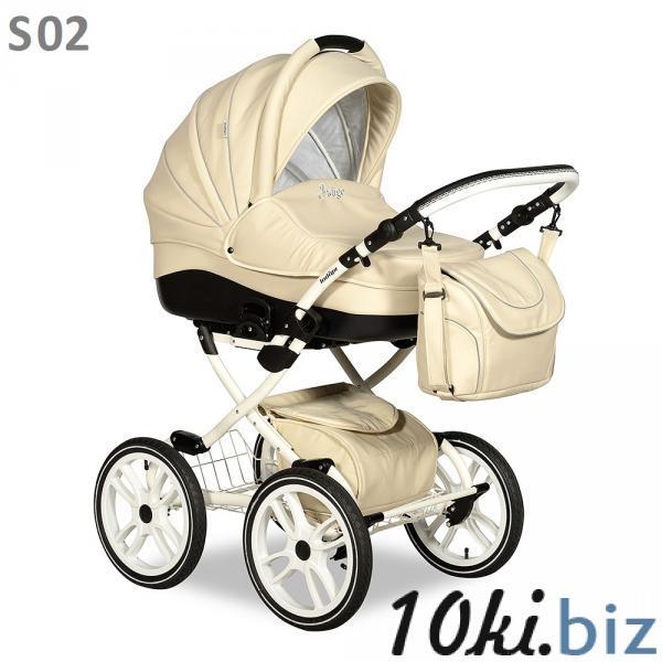 Коляска классическая (2в1) INDIGO 17 S PLUS 14 (2в1) Коляски-люльки, коляски-трансформеры в России