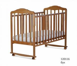 Фото Кроватки, Кроватки классические Кроватка классическая СКВ Березка-12011 (цвет в ассортименте)