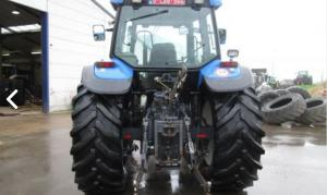 Фото Трактора NEW HOLLAND TM-150