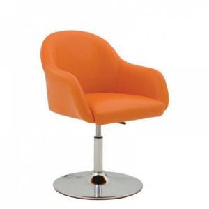 Кресло WAIT 1S CHROME EV-02 (оранжевый)