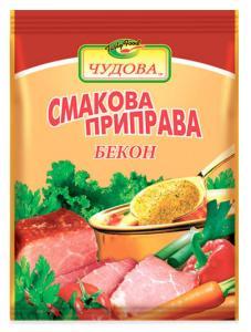 Фото Приправы и специи Вкусовая приправа с беконом,100 г
