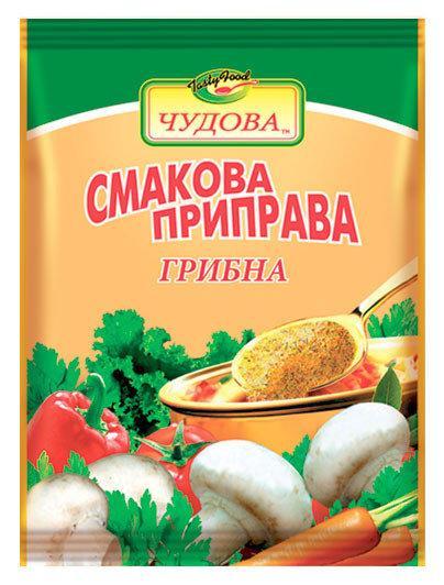 Вкусовая приправа грибная,100 г