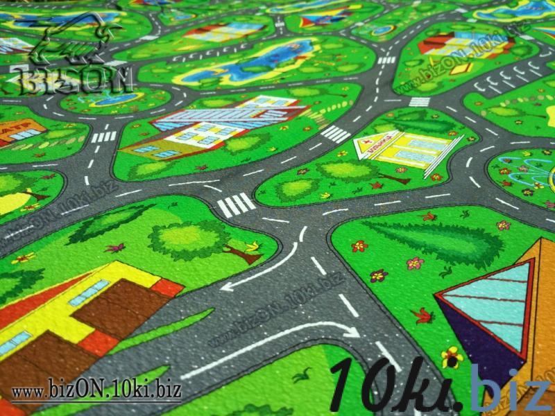 Развивающий детский коврик «Городок XL»,    1500 х 1100 х 8 мм Развивающие и игровые коврики в ТЦ Атриум Харьков