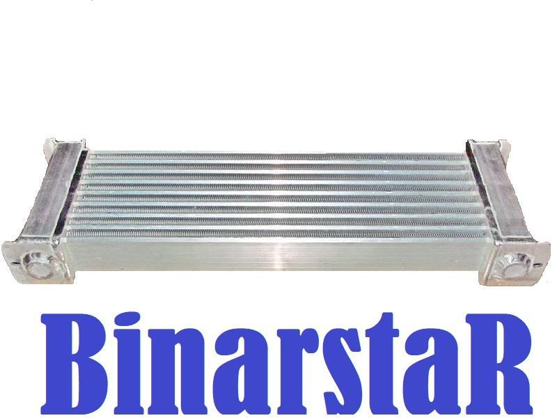 107М-1308205-65 радиатор масляный гидропривода  вентилятора автобус МАЗ