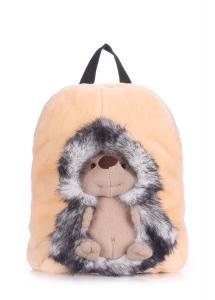 Фото РЮКЗАКИ Детский рюкзак POOLPARTY с ежиком