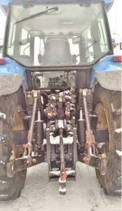 Фото Трактора NEW HOLLAND TM-190