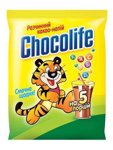 "Какао напиток ""Шоколайф"",100 г"