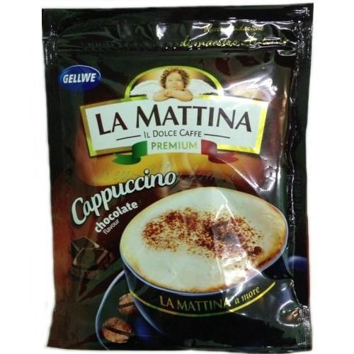 """Капучино """"La Mattina"""" шоколадный 100 гр"""