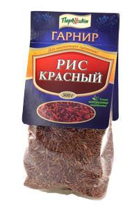"""Гарнир """"Рис Красный"""",300 г"""