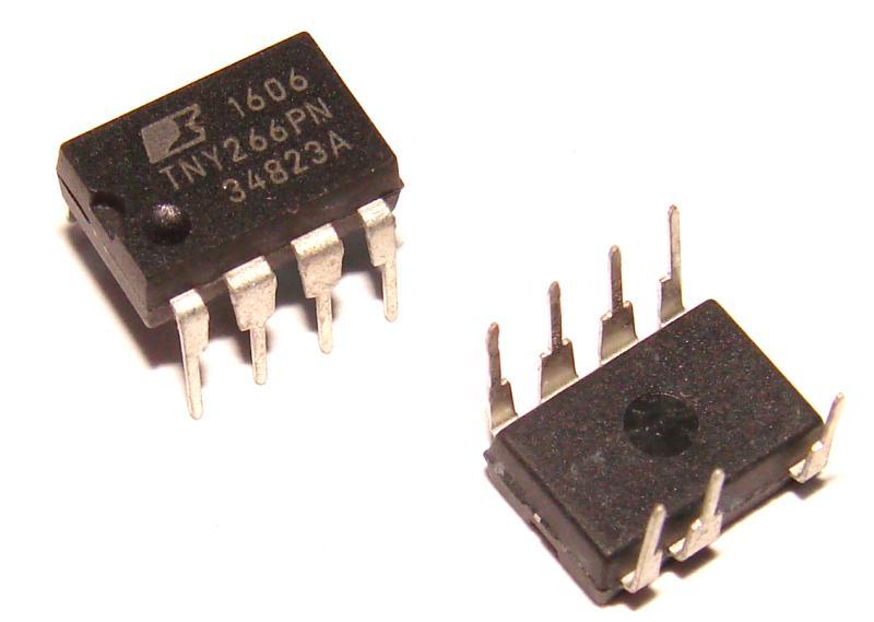 Микросхема TNY266PN TNY266 ШИМ контроллер